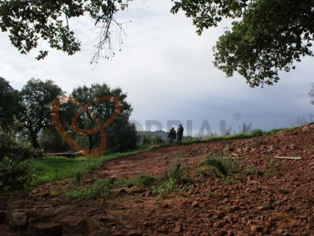 Land for sale in Silves