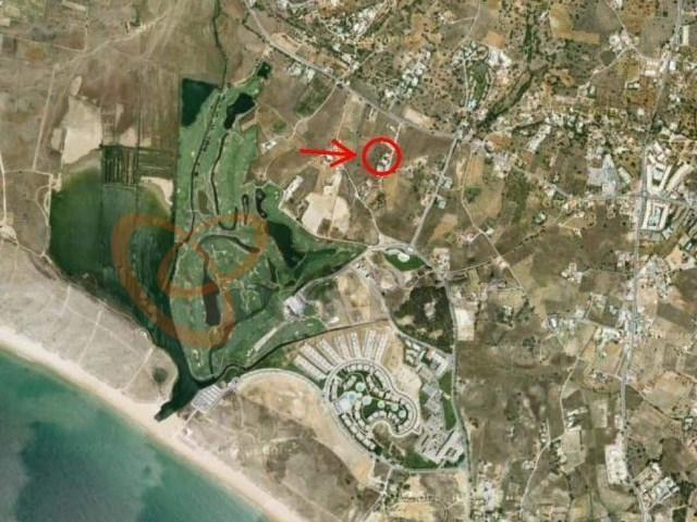 Land for sale close to the Salgados Golf Course