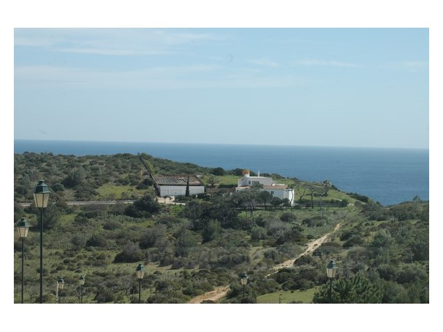 Plot of land with sea view,  Lagos, Algarve |