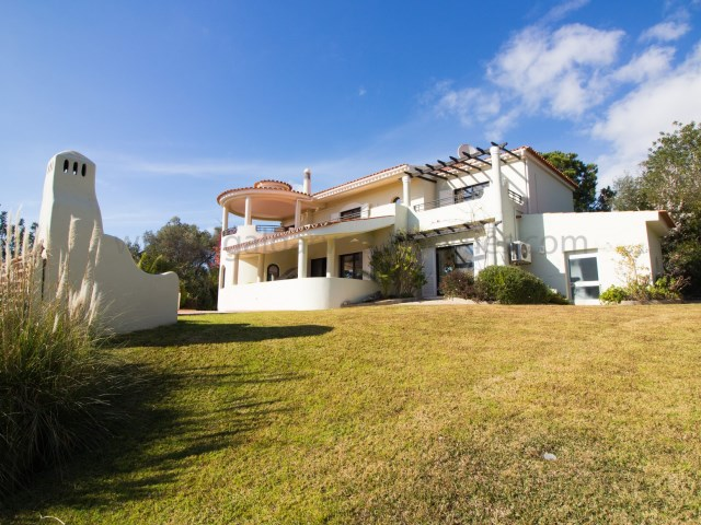 Seaview villa - Private - 4 bedroom - Algarve