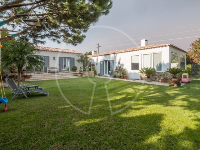 Groundfloor villa in Estoril