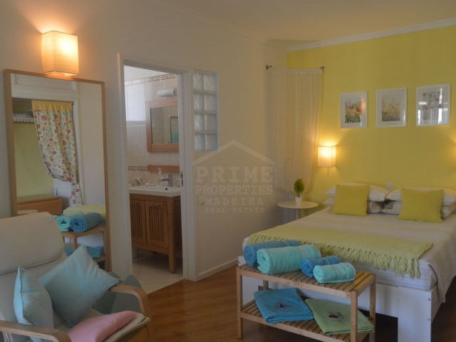 Prime Properties Madeira Real Estate Apartment For Sale in Funchal with Swiiming Pool and Tennis Court (10)