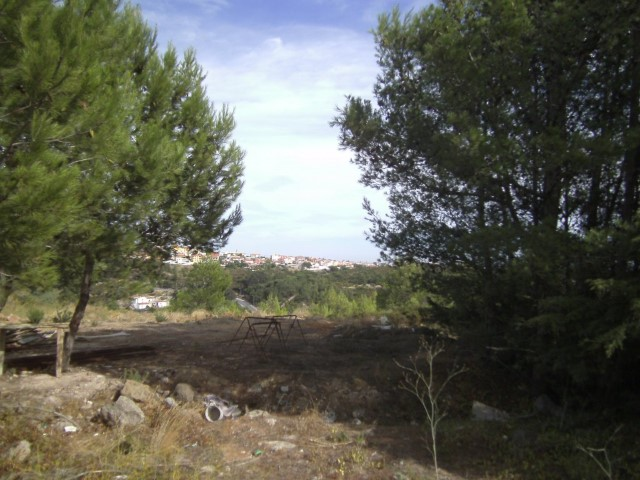 Plot of land for construction in Cascais