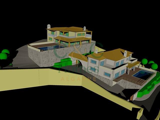 Six bedroom Turn-Key Villa with Sea Views Faro › Santa Barbara de Nexe