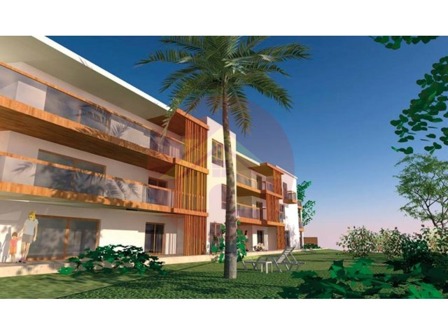 T3 new apartments-waterfront-sale-Portimao, Algarve