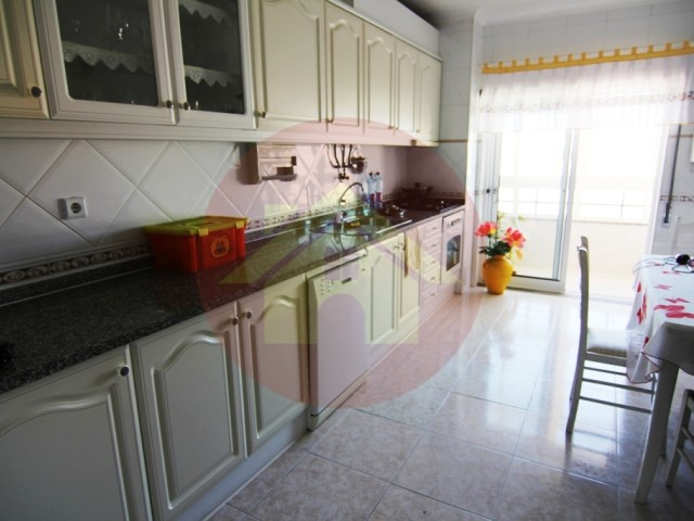 Kitchen, 3 Bedroom Apartment, Portimão, Algarve