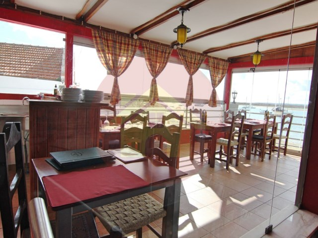 -Restaurant for sale-Alvor-Portimão, Algarve