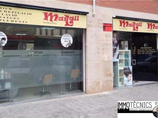 Local comercial  › Granollers