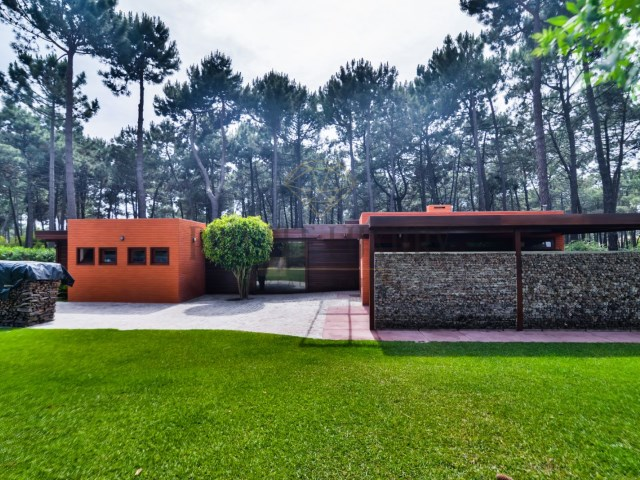HERDADE AROEIRA | 5 BED WOODEN HOUSE| POOL + GOLF | 5 多个卧室