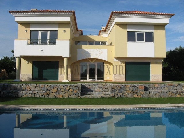 Cascais Guincho | Villa V4 with Pool | Private Condominium| Ocean View | 4 Bedrooms | 5WC