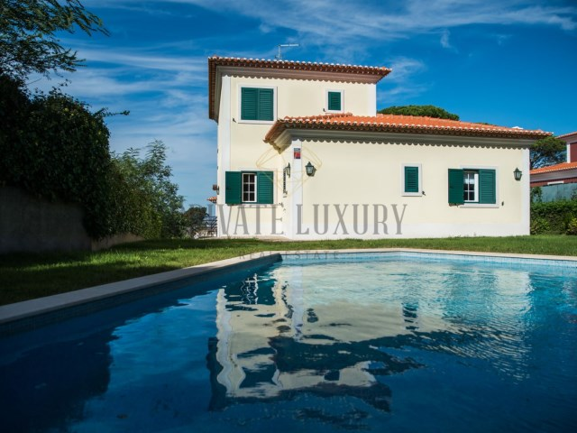SINTRA | COUNTRY HOUSE + POOL | 4 多个卧室 | 3WC