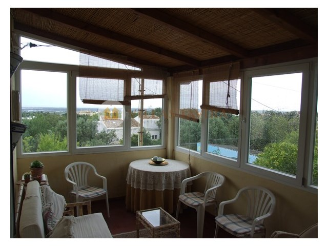 Detached House 4 Bedrooms › Santa Bárbara de Nexe