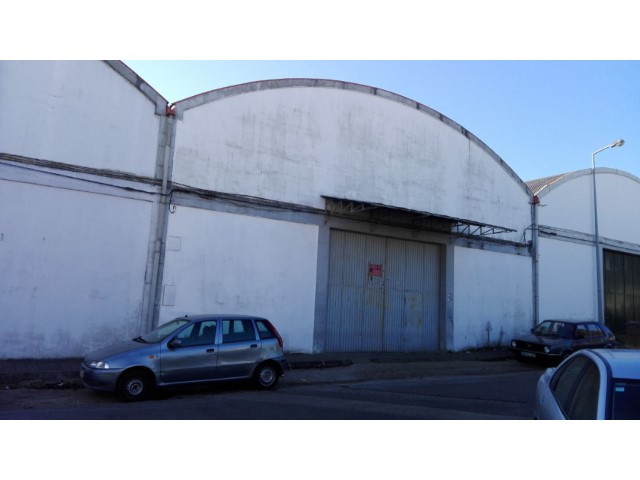 Warehouse with 300 m 2