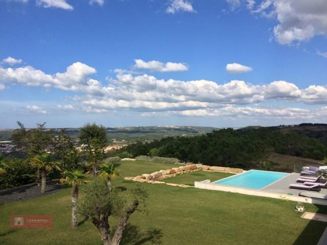 Villa de luxe avec vue fantastique, São Martinho do Porto, Costa de ...
