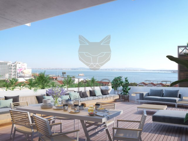 2 Bedroom apartment in ONE D. Carlos I