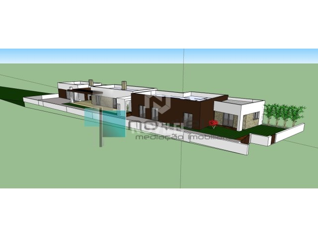 Urban land c/2,245 m2 7 km from the beach