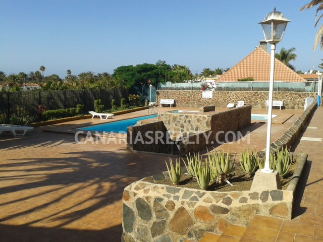Bungalow in Maspalomas (Gran Canaria). 2 bedrooms