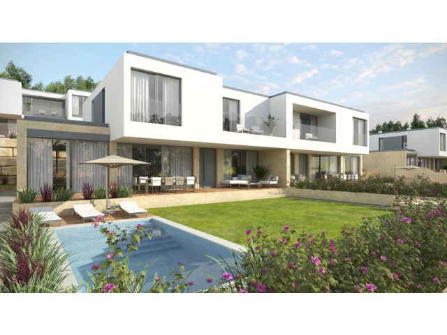 Lisbon Green Valley - Townhouses T3+2