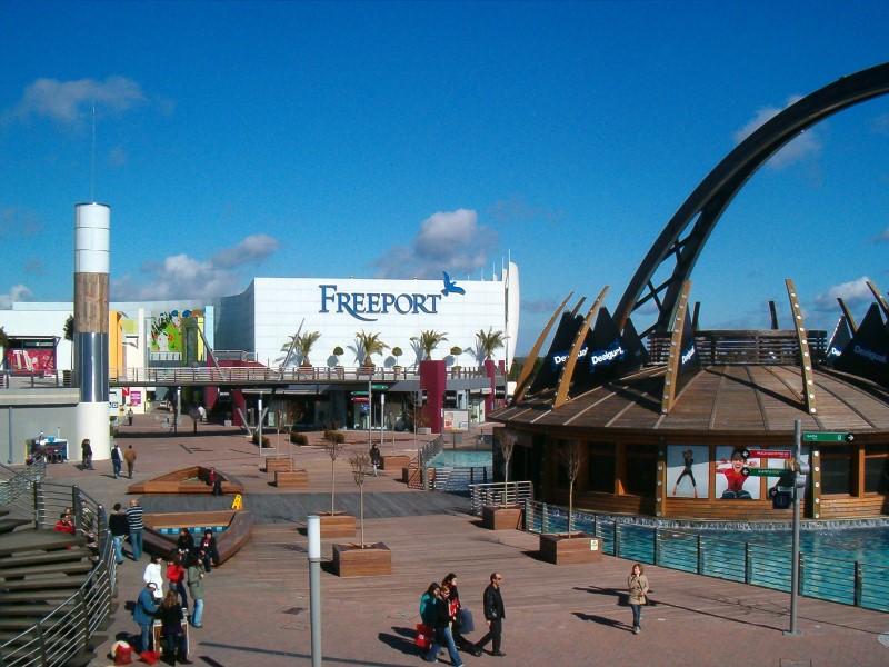 Freeport - outlet Alcochete