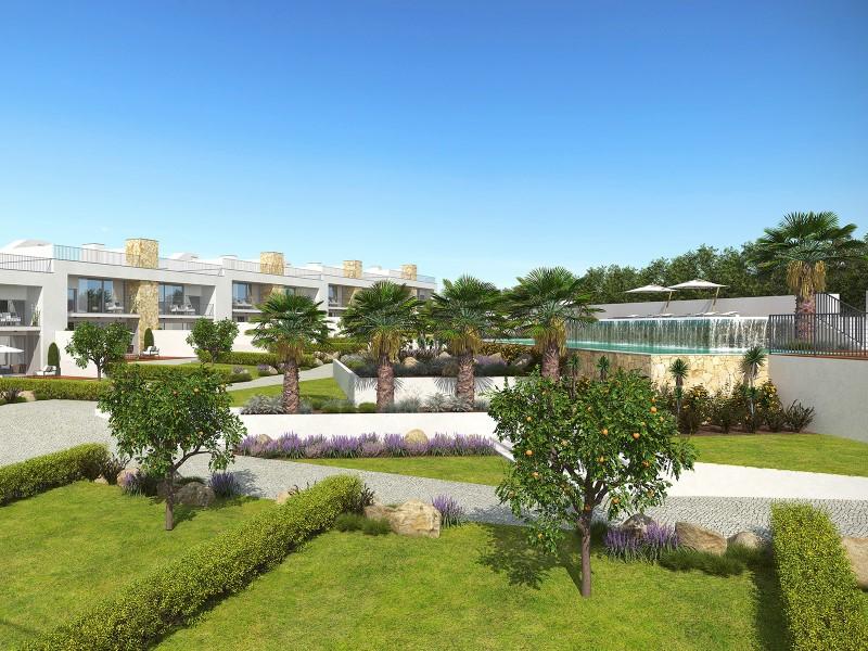 Jardins privés des maisons
