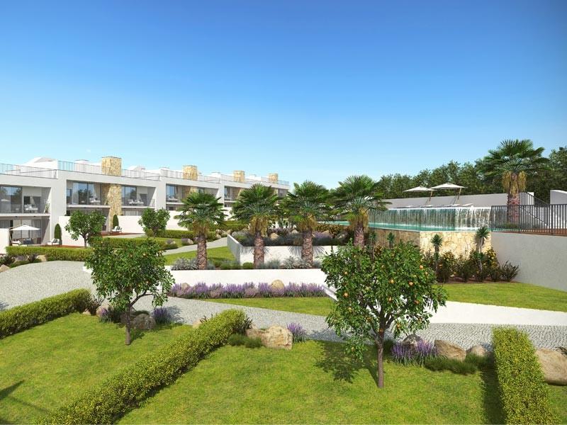 Jardin-Albufeira Green Villas