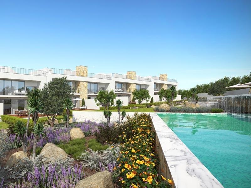 Piscine commune-Albufeira Green Villas