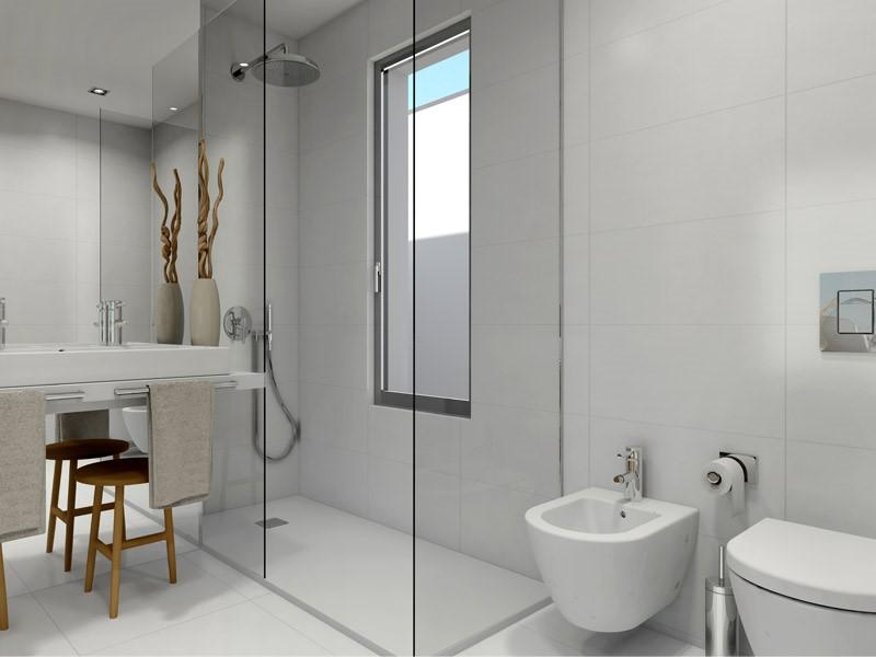 Bathroom-Albufeira Green Villas