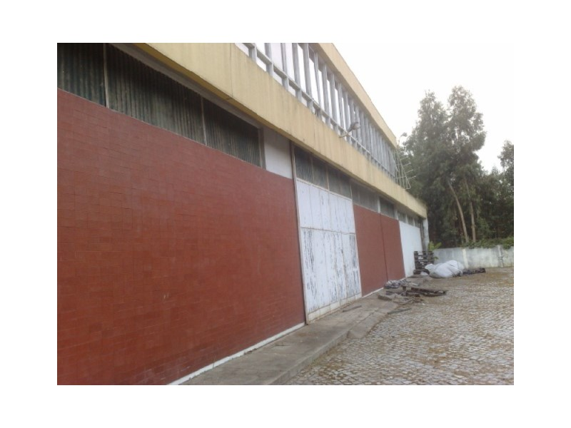 1600 m2 warehouse