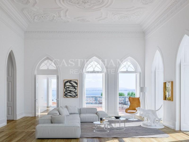 Santa Helena 1, 2 3 and 4 bedroom apartments Alfama