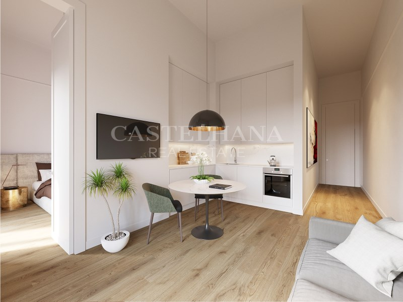 2-Bedroom apartment, Chiado 16, Bedroom