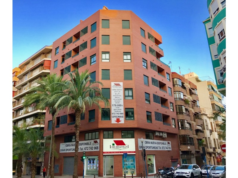 Excellents appartements en plein cœur d'Alicante