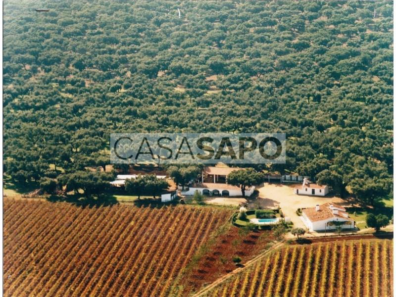 Hayvan Çiftliği/Çiftlik/Ekili Alan için Satış at Magnificent 70 hectares Land in Estremoz, Alentejo Estremoz, Portekiz