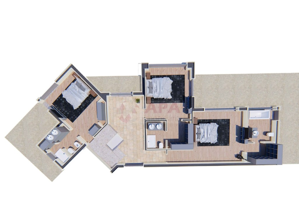 4 Bedrooms House in São Brás de Alportel (13)