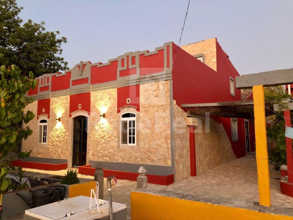 5 Pièces + 2 Chambres intérieures Maison in Santa Bárbara de Nexe, Santa Bárbara de Nexe (1)