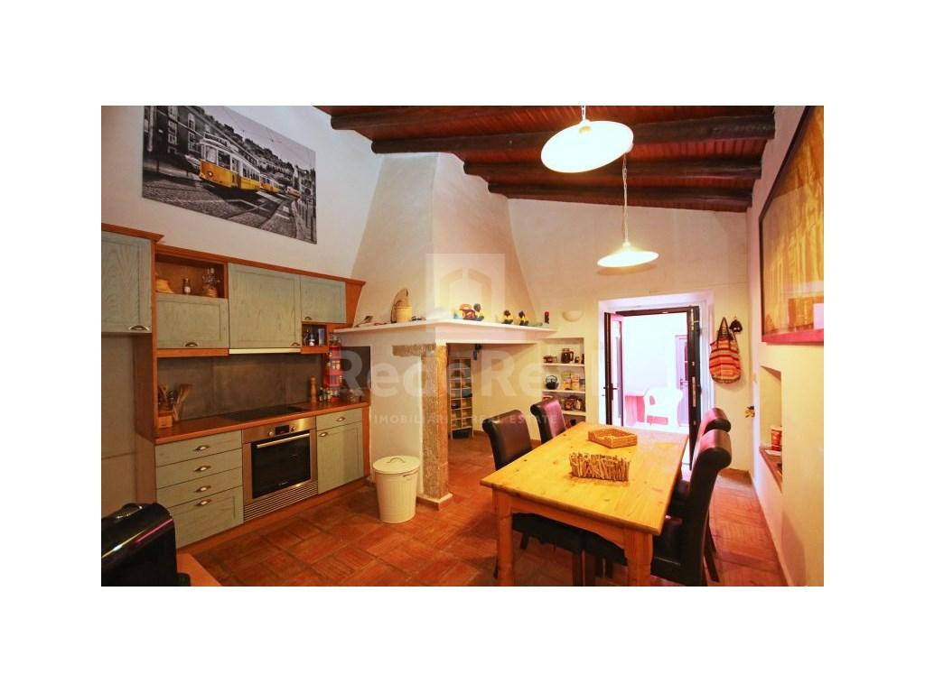 5 Pièces + 2 Chambres intérieures Maison in Santa Bárbara de Nexe, Santa Bárbara de Nexe (11)