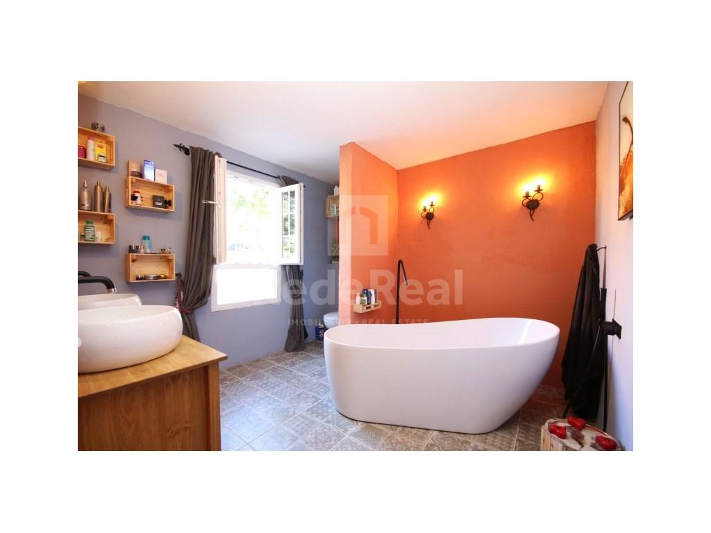 5 Pièces + 2 Chambres intérieures Maison in Santa Bárbara de Nexe, Santa Bárbara de Nexe (16)