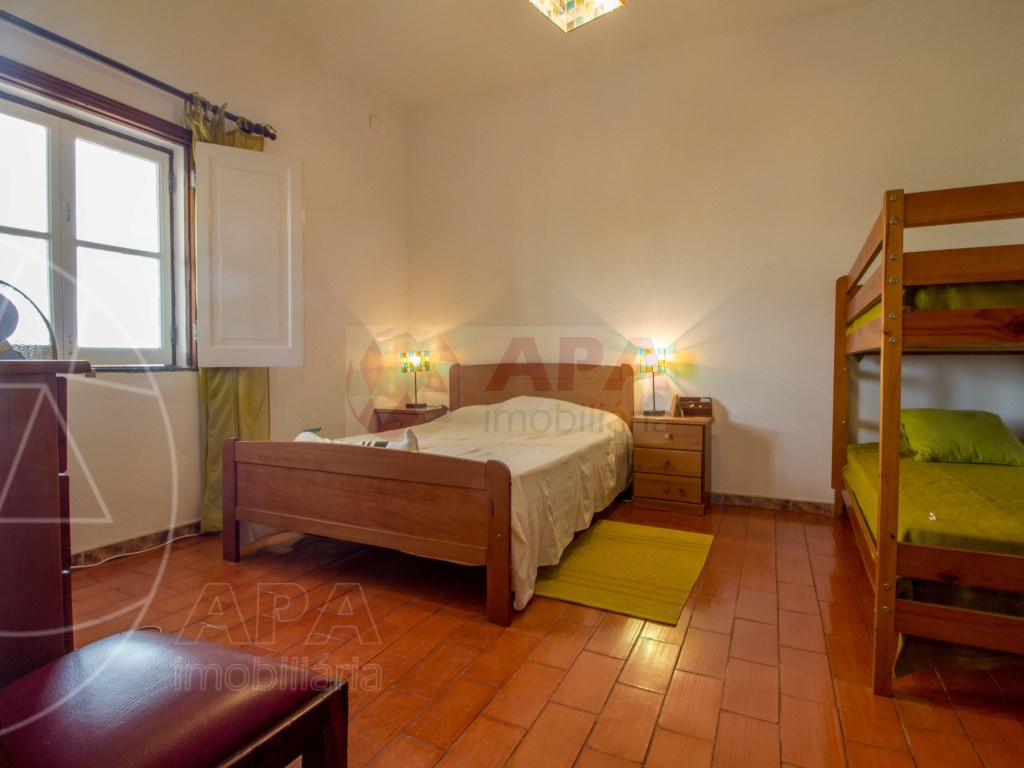4 Pièces + 3 Chambres intérieures Maison in Moncarapacho e Fuseta (12)