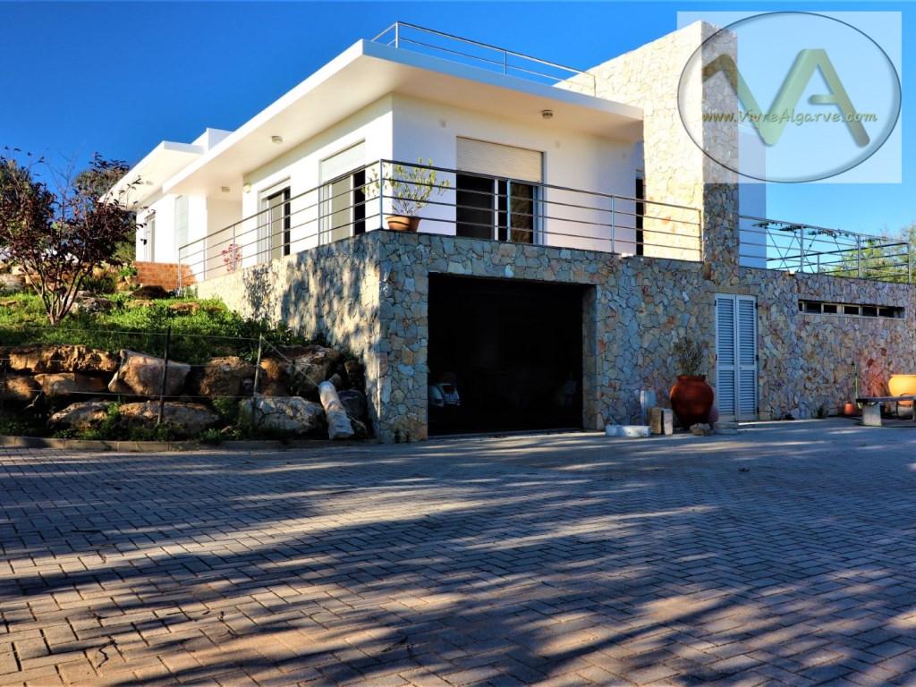 Villa 4 Chambres VUE MER Possibilité PISCINE à Vendre MONCARAPACHO Olhao  Algarve Portugal