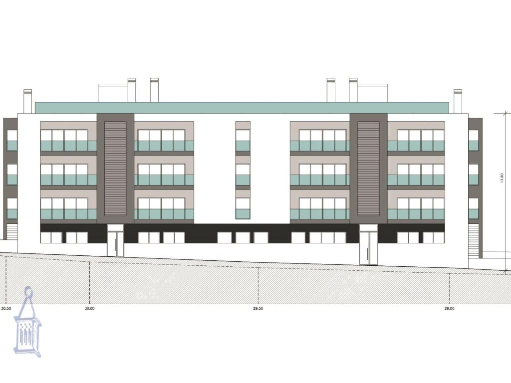 3 bedroom apartment under construction, located in Quarteira ...