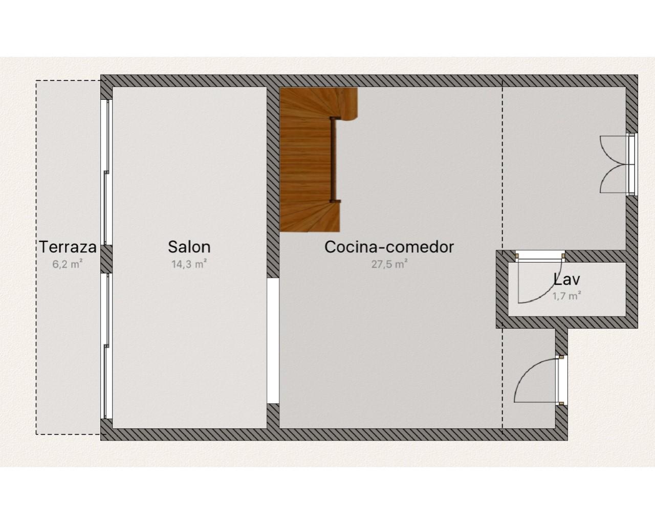 planta piso