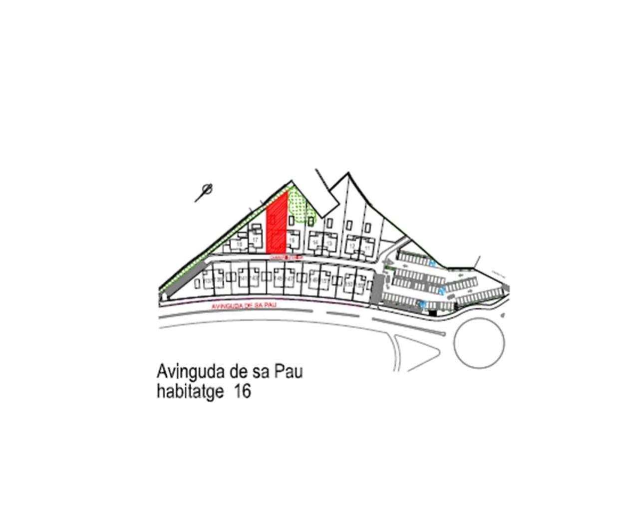 ubicación parcela nº 16