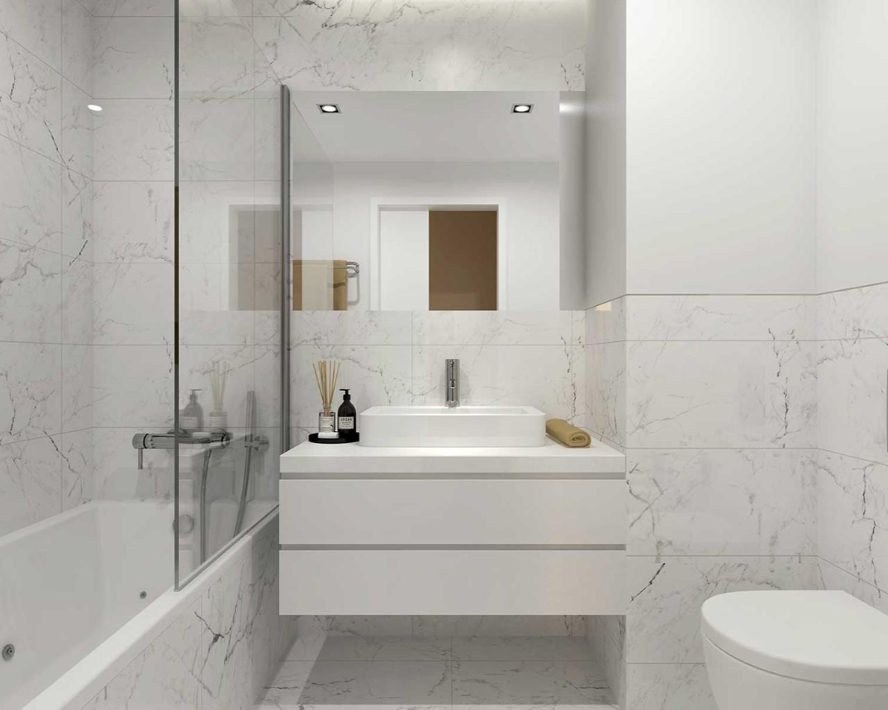 Albufeira Prime - Salle de bain
