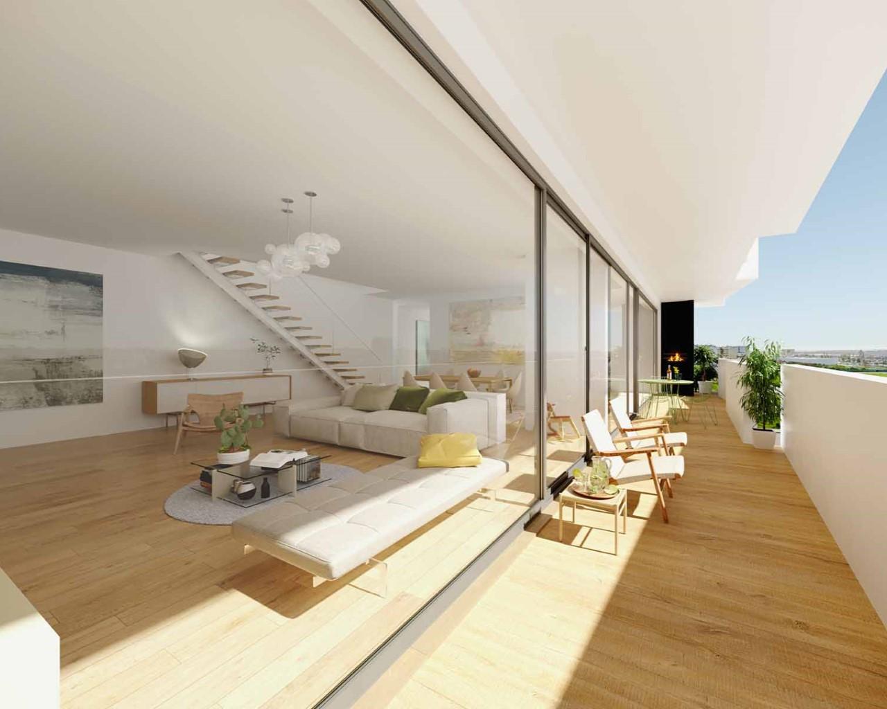 Lux Garden-Terrace\n