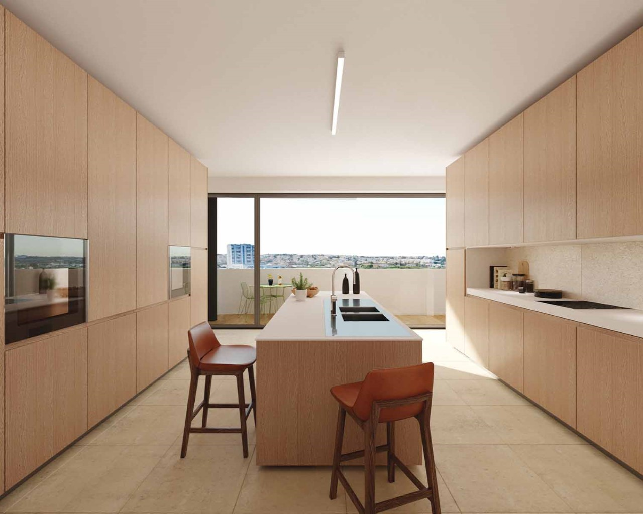 Cozinha - opção serra