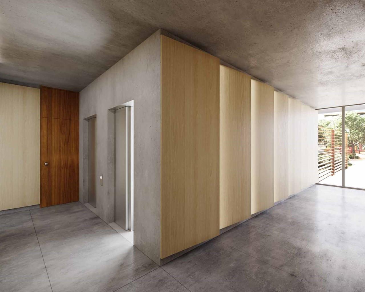Lux Garden - hall