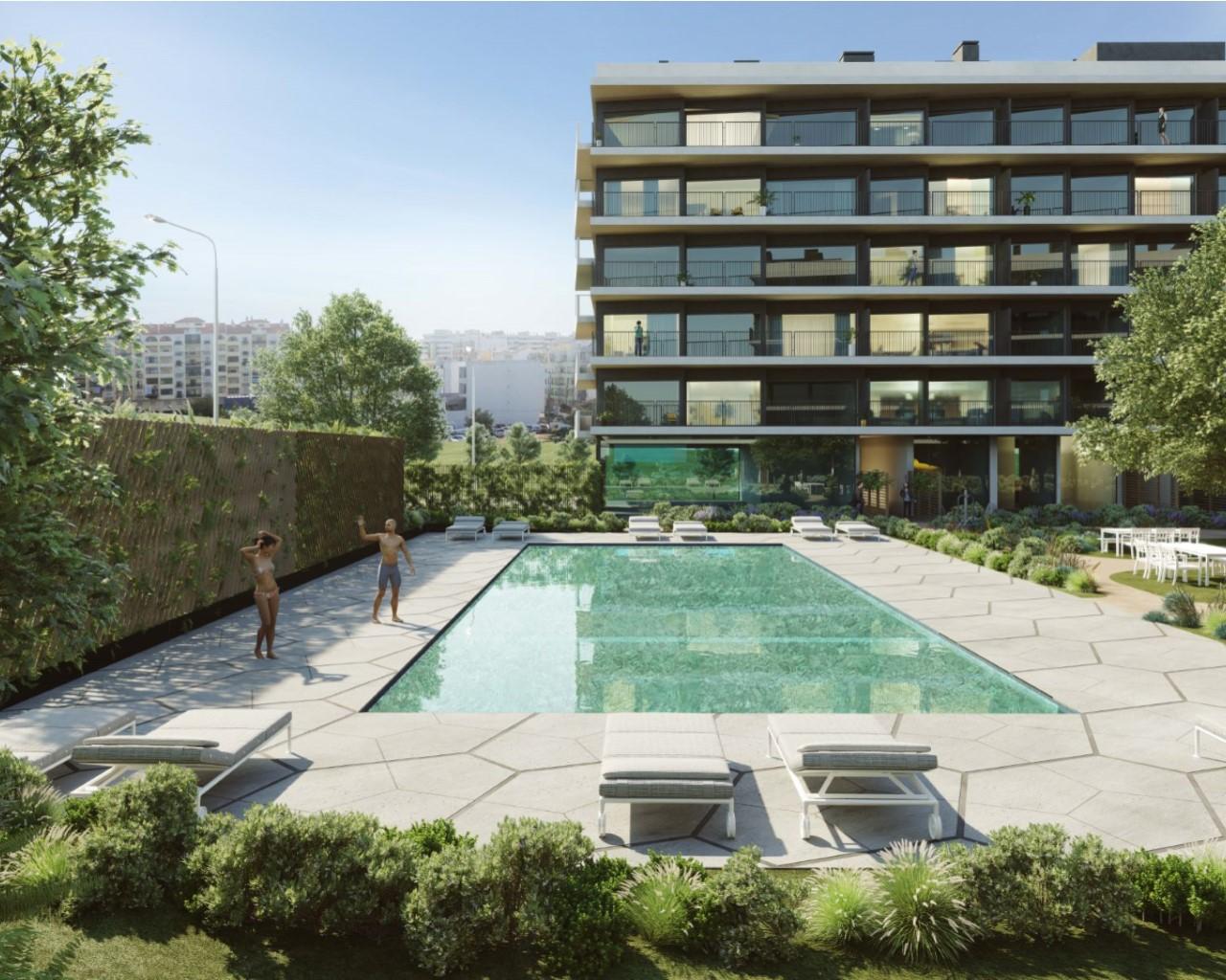 Lux Garden Faro - Piscine