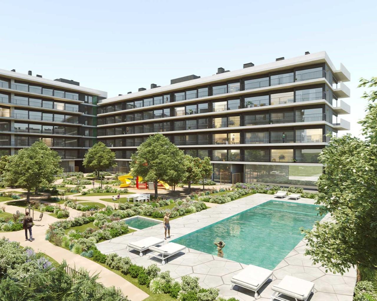 Lux Garden - jardim e piscina
