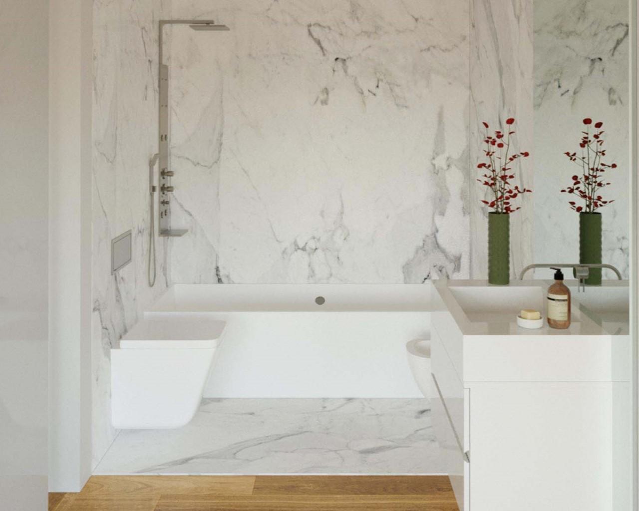 Tagus Bay - Bathroom