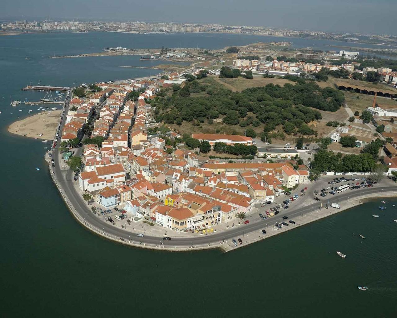 Seixal - peninsula