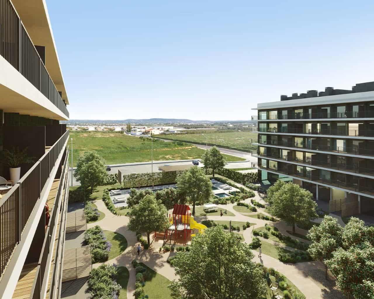 Lux Garden-jardim